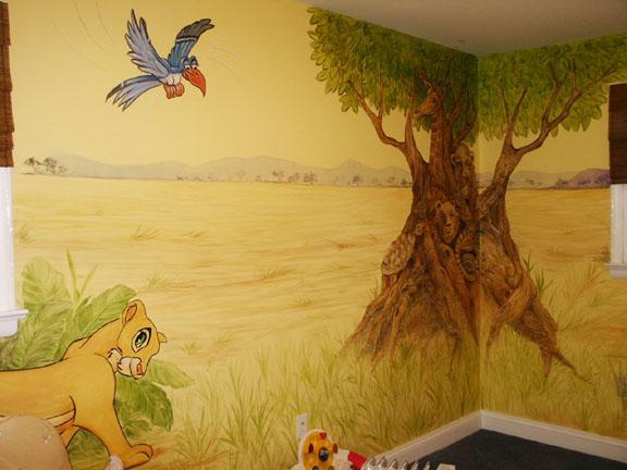 Masters Mural Studio